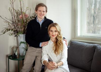 Business portrét zakladatelů Elite Bloggers